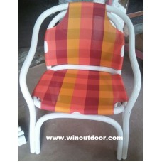 Heaven Outdoor Chairs White Frame Sd17-001
