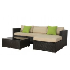 Rattan Furniture Rattan Sofa005