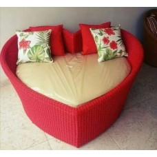 Rattan Furniture Rattan Sofa LoveSeat 004