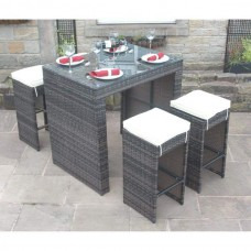 Rattan Baar Furniture set 003