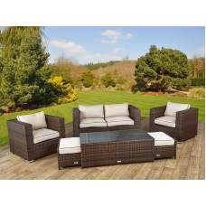 Rattan Furniture Rattan Sofa006